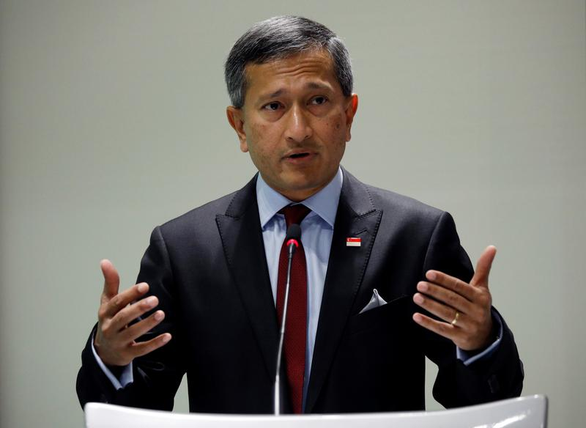 Ngoại trưởng Singapore: 'Cầm súng bắn người dân nước mình là đỉnh cao nỗi ô nhục quốc gia'