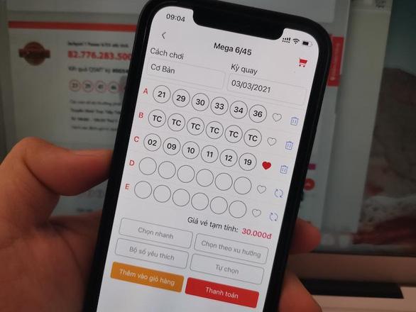 Làm sao để săn được Jackpot hơn 85 tỉ đồng của Vietlott qua điện thoại - Ảnh 2.