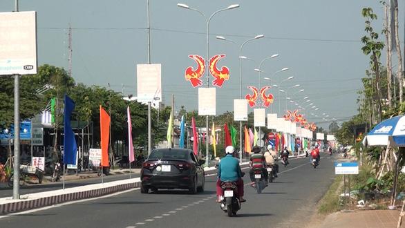 Thị trấn Chợ Mới - tiềm năng phát triển vượt bậc - Ảnh 2.