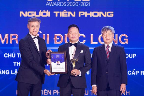 Phát động Top 100 Phong Cách Doanh Nhân năm 2021 - 2022 - Ảnh 4.