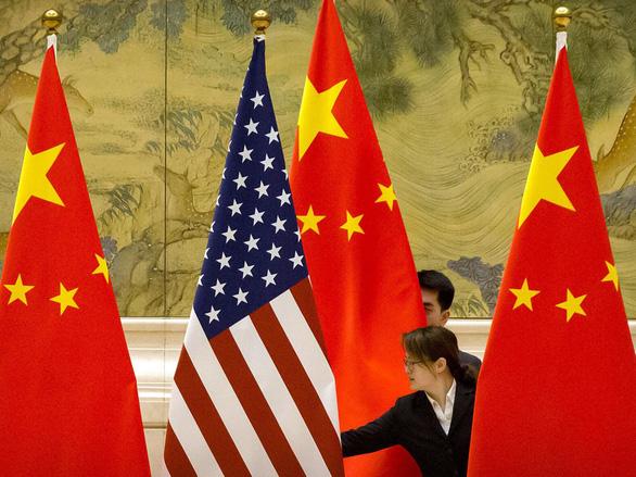 Khảo sát Pew: Gần 9/10 người Mỹ có thái độ tiêu cực với Trung Quốc - Ảnh 1.