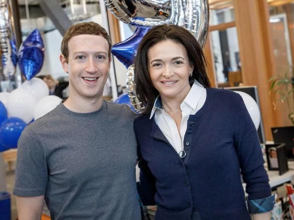 Giám đốc điều hành Facebook nói chuyện trực tuyến cùng sinh viên Việt Nam - Ảnh 3.