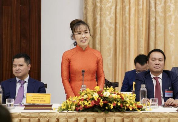 """Nữ tỉ phú Nguyễn Thị Phương Thảo: """"Hãy tin tưởng ở kinh tế tư nhân"""" - Ảnh 2."""