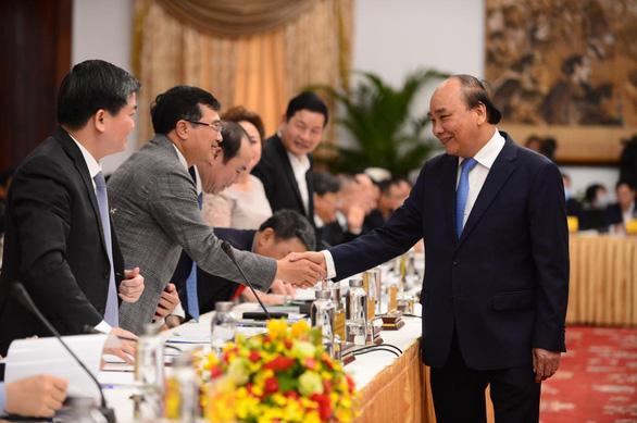 Thủ tướng: Muốn đất nước vẻ vang phải có những doanh nghiệp lớn, thương hiệu mạnh - Ảnh 2.