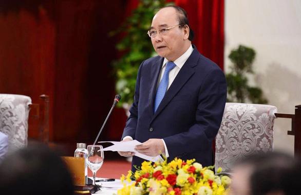 Thủ tướng: Muốn đất nước vẻ vang phải có những doanh nghiệp lớn, thương hiệu mạnh - Ảnh 1.