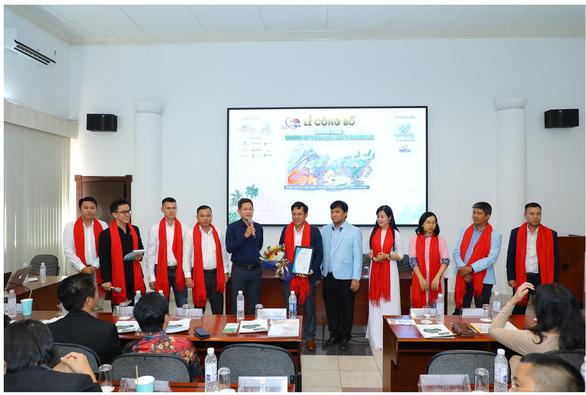Công bố chương trình Caravan lần 16 'vượt sóng Côn Sơn' - Ảnh 1.