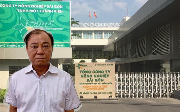Đề nghị truy tố ông Lê Tấn Hùng và 15 bị can trong vụ SAGRI - Ảnh 1.
