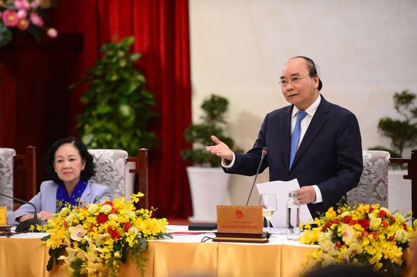 Thủ tướng: Đến 2045, sẽ xuất hiện các tập đoàn khổng lồ mang tên Việt Nam - Ảnh 1.