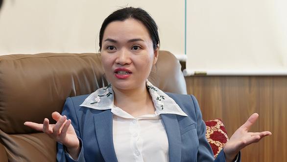 Hiệu trưởng ĐH trẻ nhất Việt Nam: Tôi chấp nhận thử thách, rủi ro - Ảnh 1.