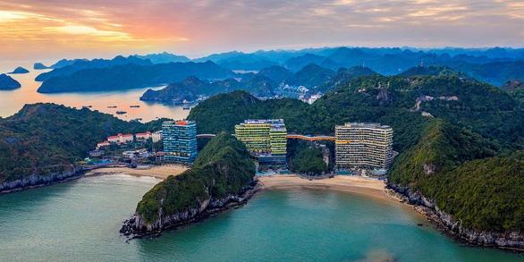 Flamingo Cat Ba Resorts - thương hiệu nghỉ dưỡng đẳng cấp quốc tế - Ảnh 1.