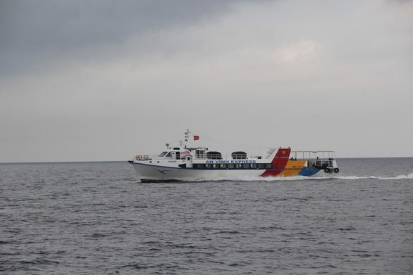 Mở tuyến đường thủy Đà Nẵng - Lý Sơn: Sở từ chối, UBND Quảng Ngãi lại ủng hộ - Ảnh 1.