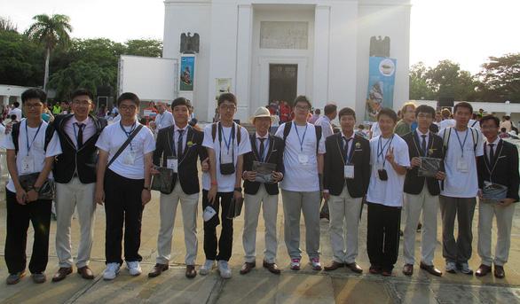 Hậu trường thi Olympic quốc tế - Kỳ 6: Cuộc tuyển chọn đặc biệt cho cú lội ngược dòng - Ảnh 2.