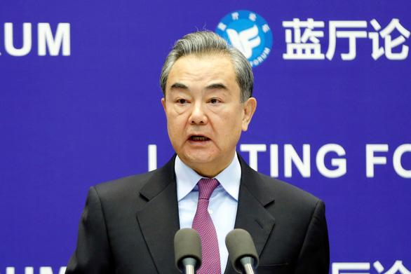 Ngoại trưởng Trung Quốc: Trục trặc với ASEAN là do can thiệp từ bên ngoài - Ảnh 1.