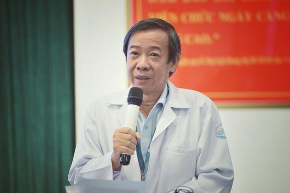 Thứ trưởng Nguyễn Trường Sơn: Hôm nay là ngày đặc biệt và duy nhất ở Việt Nam - Ảnh 2.