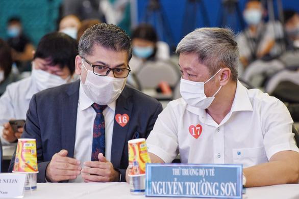 Thứ trưởng Nguyễn Trường Sơn: Hôm nay là ngày đặc biệt và duy nhất ở Việt Nam - Ảnh 1.