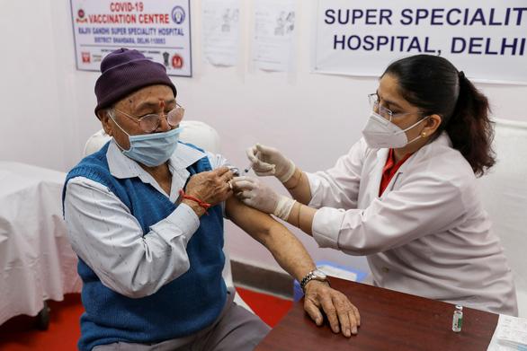 Ấn Độ kêu gọi bộ tứ đầu tư vắc xin COVID-19, ngăn Trung Quốc - Ảnh 1.