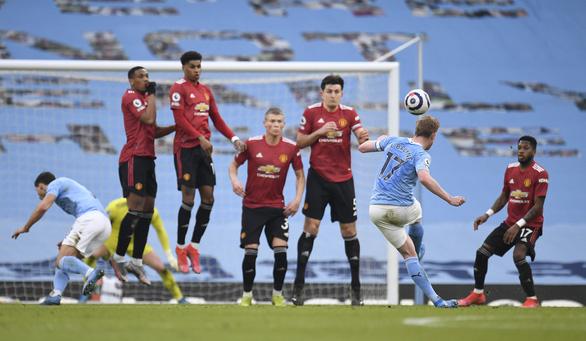 Man Utd buộc Man City nếm thất bại đầu tiên sau chuỗi 21 trận thắng - Ảnh 3.