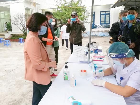 VNVC cùng Bộ Y tế tổ chức tiêm vắc xin COVID-19 đợt đầu - Ảnh 4.