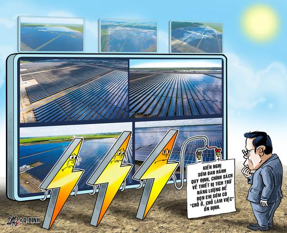 Cứu điện mặt trời - Ảnh 1.