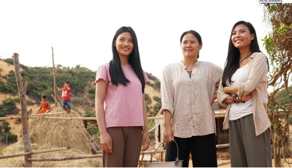 Vẻ đẹp đa dạng của nữ giới trên phim truyền hình - Ảnh 1.