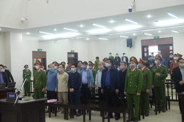 Bị cáo Trịnh Xuân Thanh đề nghị cho gia đình tham dự phiên tòa - Ảnh 2.