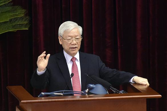 Toàn văn phát biểu khai mạc Hội nghị Trung ương 2 của Tổng bí thư, Chủ tịch nước Nguyễn Phú Trọng - Ảnh 1.