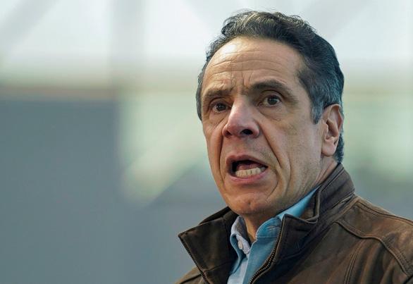 New York điều tra cáo buộc thống đốc Cuomo quấy rối tình dục - Ảnh 2.