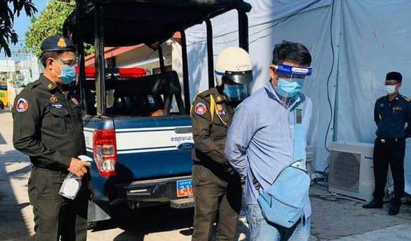 Dịch lan nhanh, Campuchia đóng cửa cơ quan nhà nước 1 tuần - Ảnh 1.