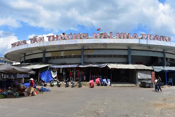 Nha Trang đóng cửa chợ Đầm cũ từ 31-3 - Ảnh 1.