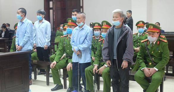 Vụ án Đồng Tâm: bác toàn bộ kháng cáo, y án tử hình Lê Đình Công, Lê Đình Chức - Ảnh 1.