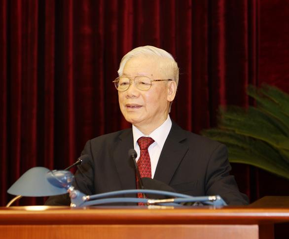 Bế mạc Hội nghị Trung ương 2: Kiện toàn các chức danh lãnh đạo cơ quan nhà nước - Ảnh 2.