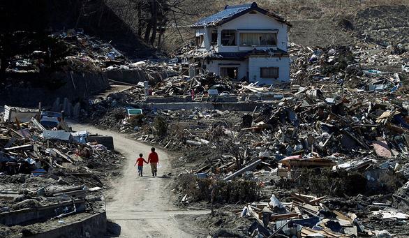 10 năm người Nhật vượt qua đại thảm họa sóng thần - Kỳ 1: Ngày kinh hoàng - Ảnh 2.