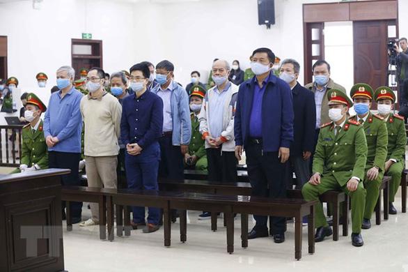 Ông Đinh La Thăng lãnh 11 năm tù, Trịnh Xuân Thanh 18 năm tù - Ảnh 2.