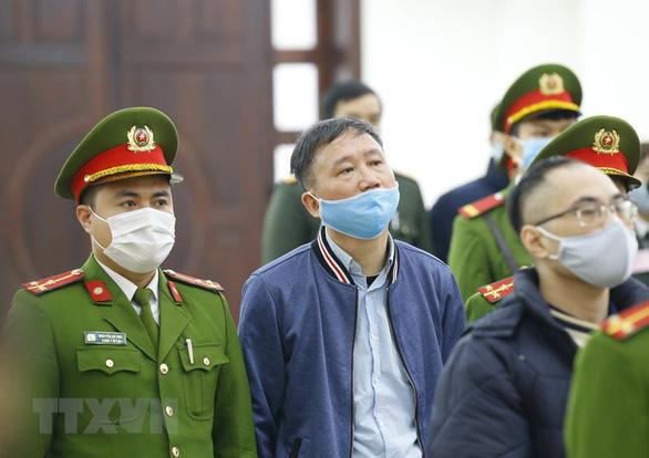 Ông Trịnh Xuân Thanh: Tôi đã lãnh án chung thân, nhận thêm chục năm nữa không là gì - Ảnh 1.