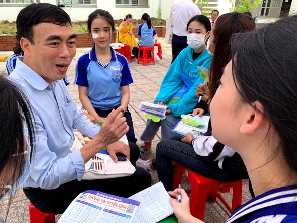 149 trường THPT trong diện ưu tiên xét tuyển vào Đại học Quốc gia TP.HCM - Ảnh 1.