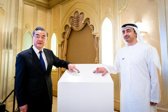 Trung Quốc tìm điểm chung với Trung Đông - Ảnh 1.