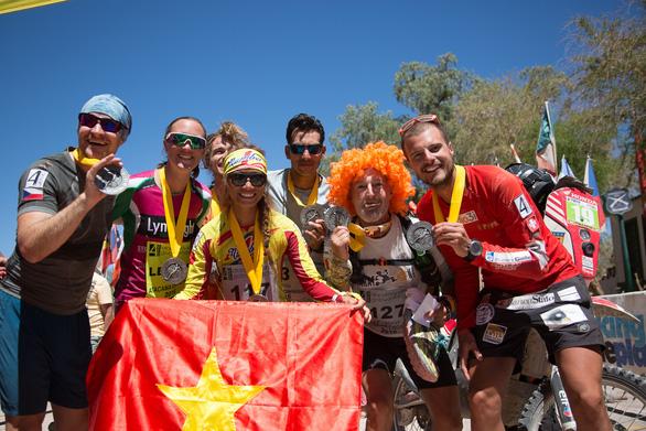 Đại sứ giải chạy BaDen Mountain Marathon 2021: Bông hồng thép sa mạc Thanh Vũ - Ảnh 4.