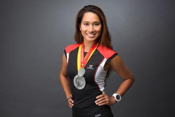 Đại sứ giải chạy BaDen Mountain Marathon 2021: Bông hồng thép sa mạc Thanh Vũ - Ảnh 1.