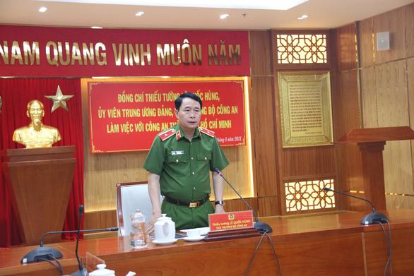 Dời trại tạm giam Chí Hòa lên trại T30 ở Củ Chi, hoàn thành trong quý 2-2021 - Ảnh 1.