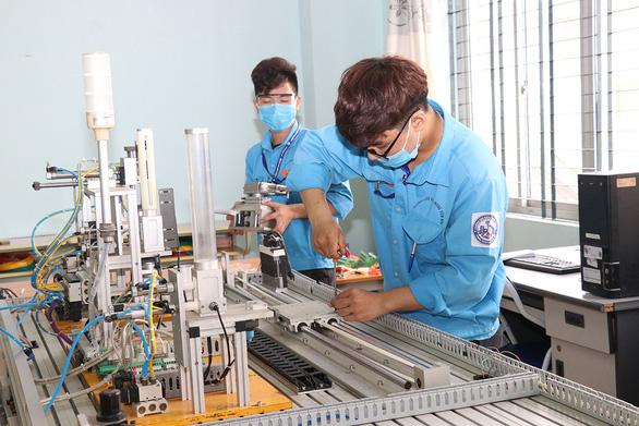 Tăng mức hỗ trợ học nghề mới cho người lao động - Ảnh 1.