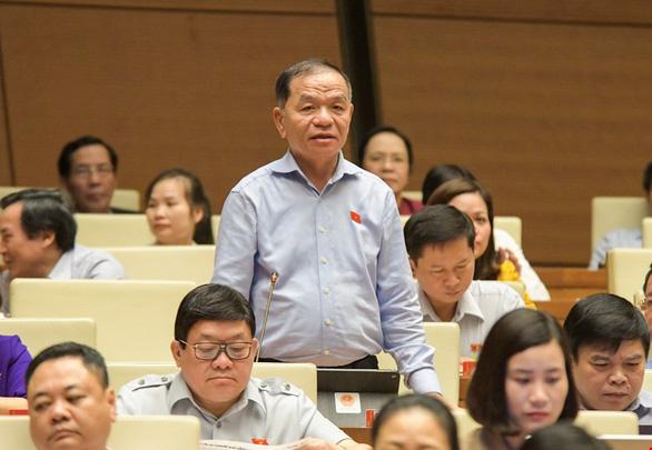Đại biểu Quốc hội đề nghị có bảng lương riêng cho các cơ quan dân cử - Ảnh 1.