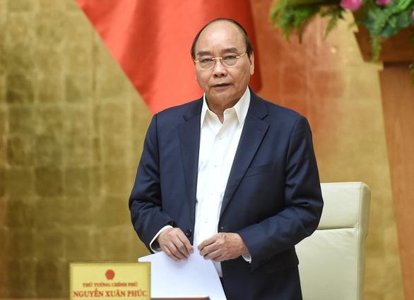 Trình Quốc hội miễn nhiệm Thủ tướng Nguyễn Xuân Phúc - Ảnh 1.