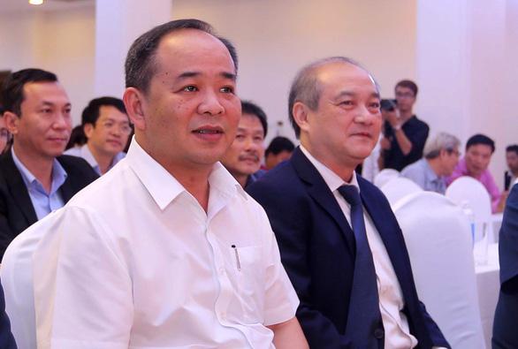 Ông Lê Khánh Hải sẽ rời ghế chủ tịch Liên đoàn Bóng đá Việt Nam - Ảnh 1.