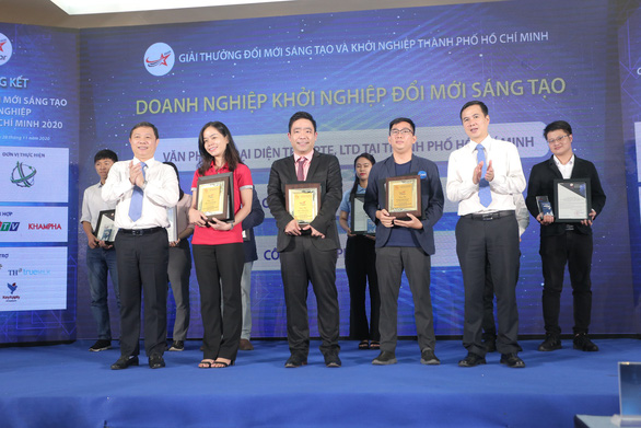 TP.HCM khởi động giải thưởng I-Star lần thứ tư - Ảnh 1.