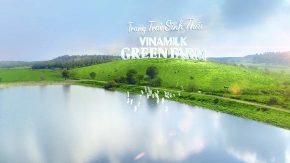 Ra mắt hệ thống trang trại sinh thái Vinamilk Green Farm - Ảnh 1.