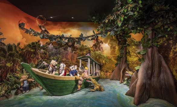 Teddy Bear Museum Việt Nam sắp khai trương tại Phú Quốc United Center - Ảnh 1.