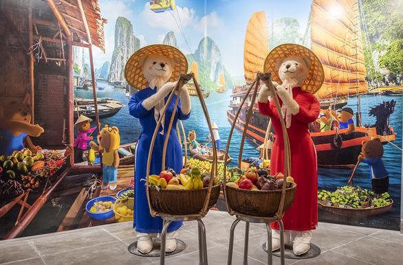 Teddy Bear Museum Việt Nam sắp khai trương tại Phú Quốc United Center - Ảnh 4.