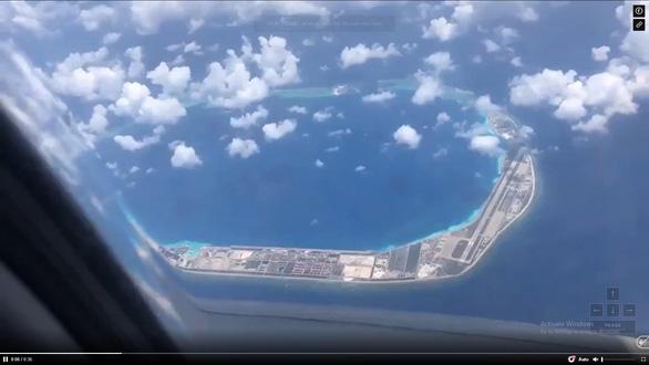 Philippines đưa máy bay tuần tra đá Ba Đầu, phớt lờ Trung Quốc 5 lần xua đuổi - Ảnh 1.