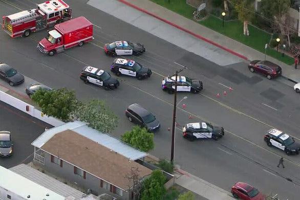 Xả súng ở quận Cam, 4 người thiệt mạng - Ảnh 3.