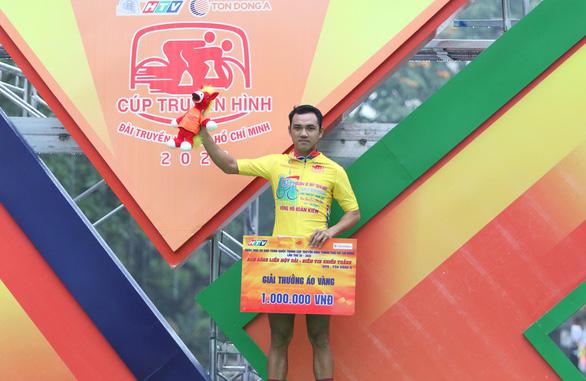 Cựu tuyển thủ U23 Pháp tỏa sáng vòng đua hồ Hoàn Kiếm - Ảnh 3.